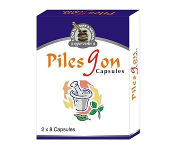 Pilesgon Capsules Review - For Relief From Hemorrhoids