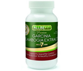 Allbefit Garcinia Cambogia Extract Weight Loss Supplement Review