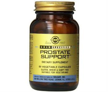 Solgar Prostate Support Review - For Increased Prostate Support