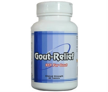 Western Herbal and Nutrition Gout Relief Review - For Relief From Symptoms Associated With Gout