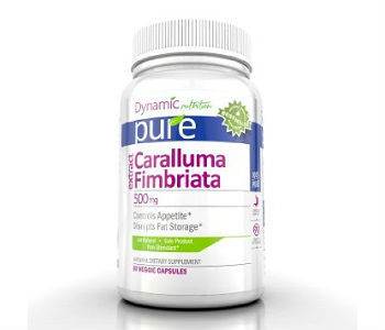 Dynamic Nutrition Pure Caralluma Fimbriata Weight Loss Supplement Review
