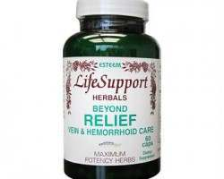 Esteem Life Support Herbals Beyond Relief Review