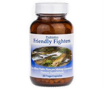 Friendly Fighters Probiotics Review - For Relief From Gout