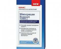 GNC Preventive Nutrition Menopause Support Review