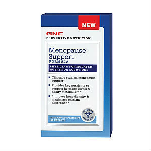 GNC Preventive Nutrition Menopause Support Review - For Symptoms Associated With Menopause
