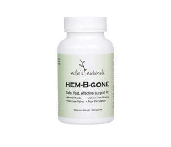 Hem-B-Gone Review - For Relief From Hemorrhoids