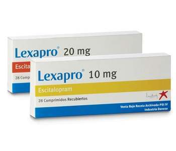 Lexapro Review - For Relief From Anxiety And Tension