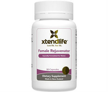 Xtendlife Female Rejuvenator Review - For Relief From Symptoms Associated With Menopause