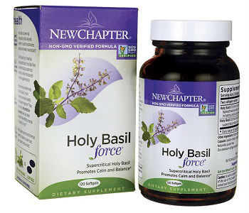 New Chapter Holy Basil Force Review - For Improved Overall Health