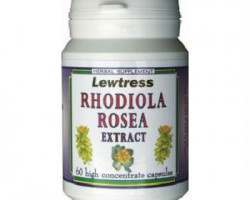 Lewtress Health Rhodiola Rosea Extract Review