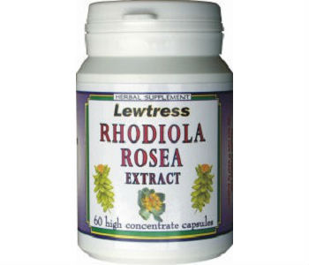 Lewtress Health Rhodiola Rosea Extract Review - For Relief From Anxiety And Tension