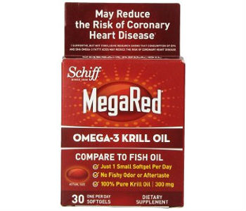 MegaRed Krill Oil Review - For Cognitive And Cardiovascular Support