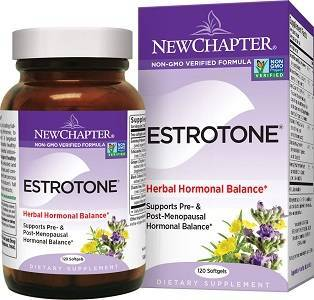 Estrotone New Chapter Review - For Relief From Symptoms Associated With Menopause