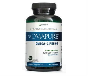 Omega 3 Fish Oil OMAPURE Review