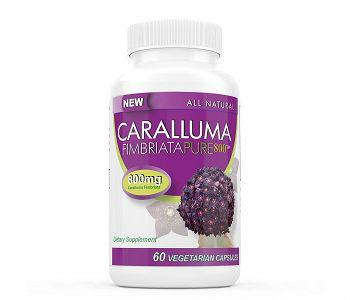 Pro Care Health Caralluma Fimbriata Weight Loss Supplement Review