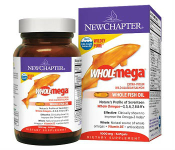 Wildly Pure Fish Oil New Chapter Review - For Cognitive And Cardiovascular Support
