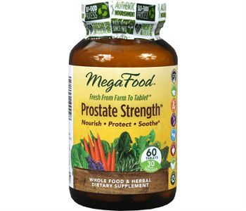 Mega Food Prostate Strength Review - For Increased Prostate Support