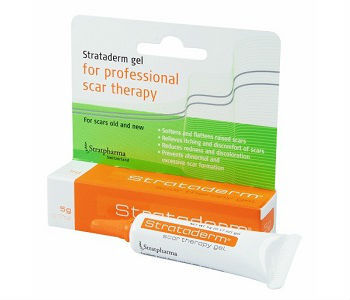 Strataderm for Professional Scar Therapy Review - For Reducing The Appearance Of Scars