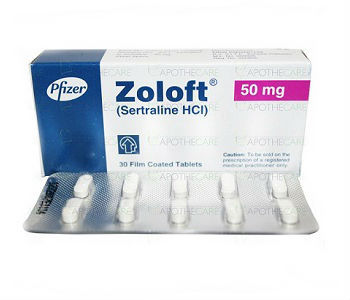 Zoloft (Sertraline HCI) Review - For Relief From Anxiety And Tension