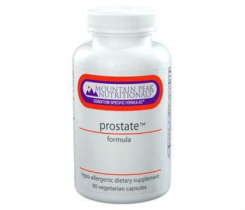 Mountain Peak Nutritionals Prostate Formula Review - For Increased Prostate Support