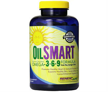OilSMART Omega-3-6-9 Review - For Cognitive And Cardiovascular Support