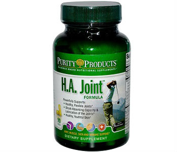 Purity Products HA Joint Formula Review - For Healthier and Stronger Joints
