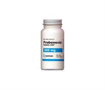 Benemid Probenecid Review - For Relief From Gout