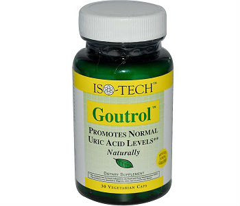 Iso-Tech Goutrol Review - For Relief From Gout