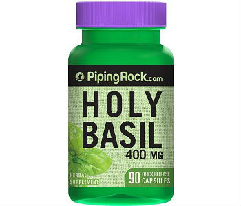 Piping Rock Holy Basil Review - For Improved Overall Health