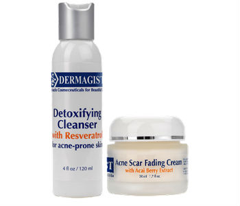 Dermagist Scar Fading System Review - For Reducing The Appearance Of Scars