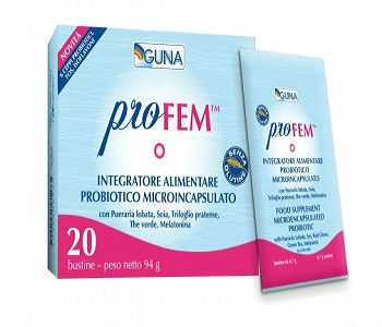 GUNA International ProFem Review - For Relief From Symptoms Associated With Menopause