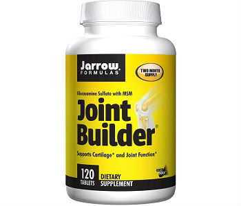 Jarrow Formulas Joint Builder Review - For Healthier and Stronger Joints
