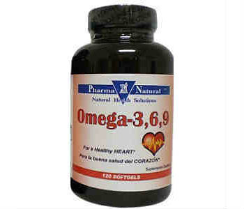 Pharma Natural Omega-3 Review - For Cognitive And Cardiovascular Support