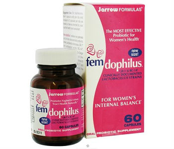 Fem-Dophilus Jarrow Formulas Review - For Relief From Yeast Infections
