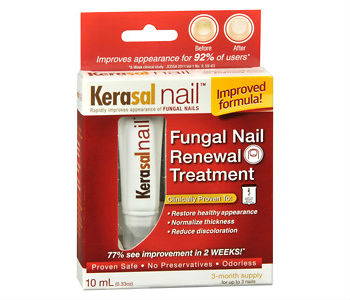 Kerasal Fungal Nail Renewal Review - For Combating Fungal Infections
