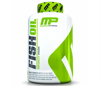 MusclePharm Fish Oil Review - For Cognitive And Cardiovascular Support