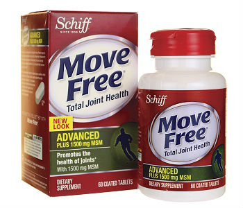 Schiff Move Free Advanced Plus MSM Review - For Healthier and Stronger Joints