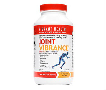 Vibrant Health Joint Vibrance Review - For Healthier and Stronger Joints