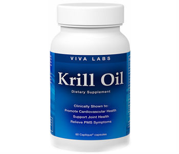 Does it work or not viva labs krill oil review for Does fish oil cause constipation