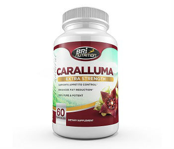 BRI Nutrition Caralluma Weight Loss Supplement Review