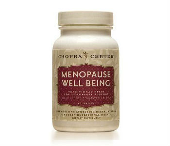 Chopra Center Menopause Well Being Review - For Relief From Symptoms Associated With Menopause