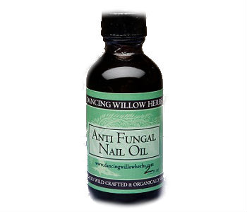 Dancing Willow Herbs: Anti-Fungal Nail Oil Review - For Combating Fungal Infections