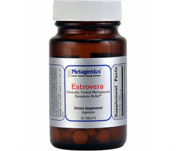 Estrovera Metagenics Review - For Relief From Symptoms Associated With Menopause