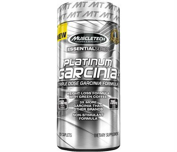 MuscleTech Platinum Garcinia Plus Weight Loss Supplement Review