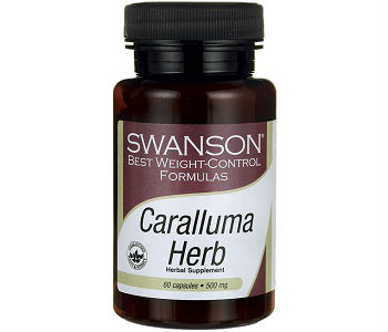 Swanson Health Products Caralluma Herb Weight Loss Supplement Review