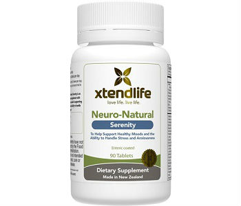 XtendLife Neuro-Natural Serenity Review - For Relief From Anxiety And Tension