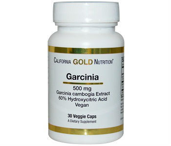 California Gold Nutrition Garcinia Cambogia Weight Loss Supplement Review