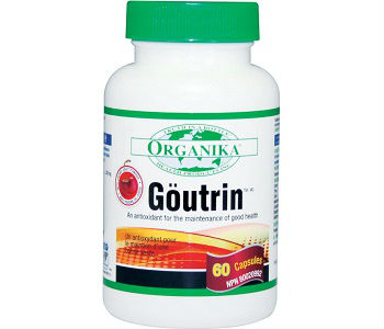 Organika Goutrin Review - For Relief From Gout