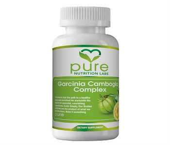 Pure Nutrition Labs 100% Garcinia Cambogia Extract Weight Loss Supplement Review