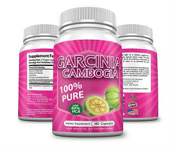 Vita Vibrance Garcinia Cambogia Weight Loss Supplement Review